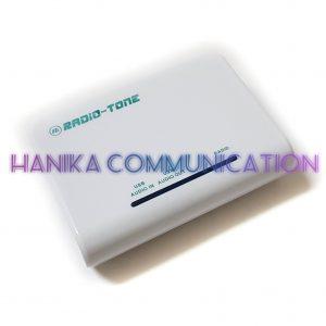Radio-Tone RT-ROIP1 Gateway HT Rig Zello Skype Ori Baru Free 2 Kabel