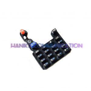 Keypad HT Verxion UV-5RA DM-5RA Ori Baru Tombol UV5 UV5RA 5RA Baofeng