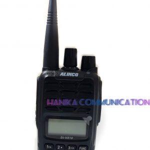 Alinco DJ-VX10 HT VHF Waterproof Garansi Ori Baru Monoband VX10 DJVX10