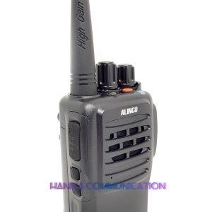 Alinco DJ-A11 HT VHF Garansi 1Thn Tanpa Layar LCD Screenless DJA11 A11