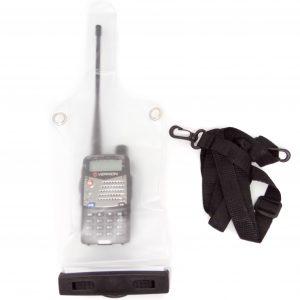 Sarung HT Waterproof Baofeng Case Handie Talkie UV5R BFUV82 Tahan Air