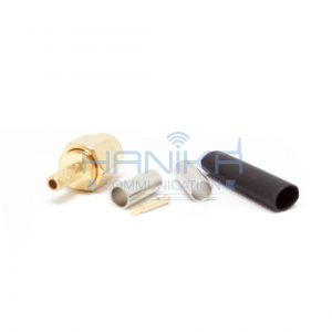 Konektor RG-174 to SMA Male Connector Kabel RG174 ke Antena HT Cowo