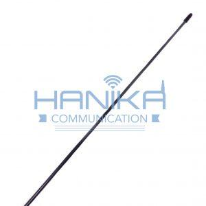 Maspro 144P Antenna Mobil VHF Antena Jip Handie Talkie Hitam Lidi