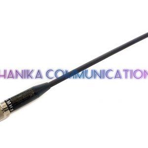Mawiner SG101B Antena HT VHF BNC Male Icom V80 IC-V80 Slim Antenna DJ