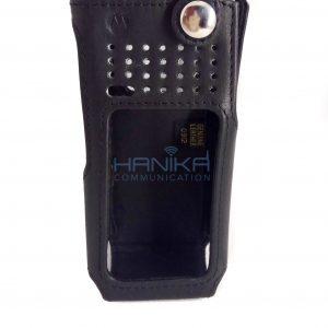 Motorola PMLN5333A Sarung Kulit HT CP1660 Ori Soft Leather Case Kesing