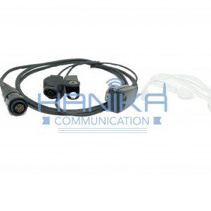 Handsfree VX-8 HT Yaesu FBI Tube Spiral Selang VX8 VX8DR VX8GR VX-8DR